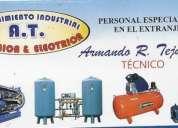 Mantenimiento industrial, elÉctrico y mecÁnico,contactarse!