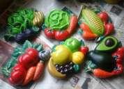 Vendo hermoso juego de frutas