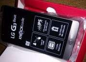 Venta de lg g3 beat nuevo en caja