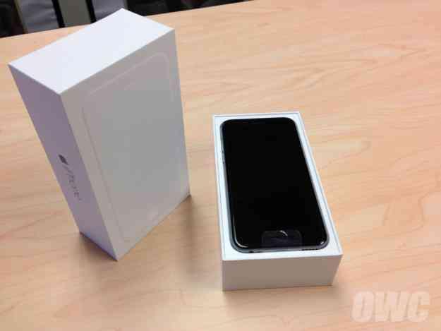 Vendo Iphone 6 DE PAQUETE!! 16 GB,Buen estado!