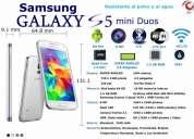 Vendo samsung galaxy s5 mini duos equipos nuevos y originales