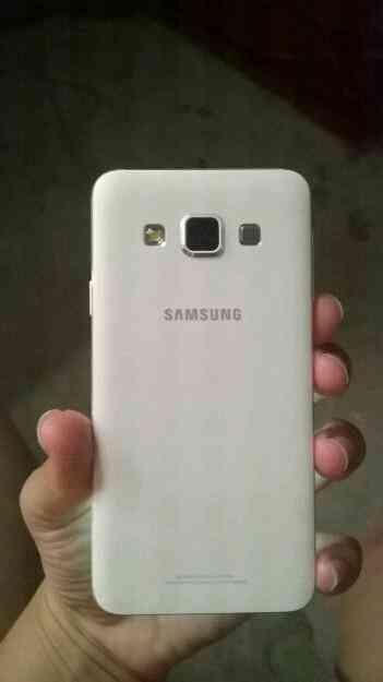 Vendo Samsung A3 16gb