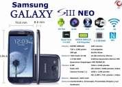 Vendo samsung galaxy s3 neo duos equipos nuevos y originales