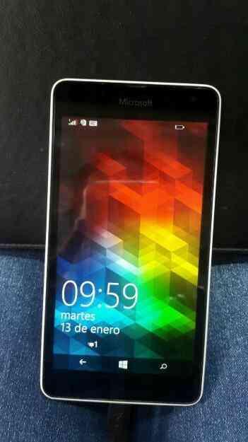 Microsoft Lumia 535 en buen estado,Contactarse!