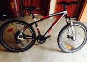 Vendo bicicletas marca raptor