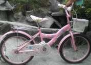Excelente bicicleta para niña