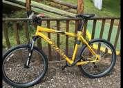 Vendo bicicleta marca specialized xl rockhopper de adulto casi nueva!!!