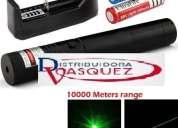 Vendo puntero laser recargable profesional 5000 mw