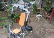 Vendo maquina de hacer ejercicios completa