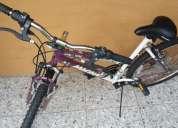 Excelente bicicleta semi nueva