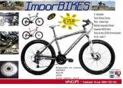 Vendo bicicleta de ciclo paseo y montaña