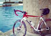 Biciclta de ruta giant scr,buen estado!