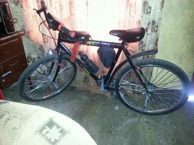 Vendo Bicicleta montañera aro 26.