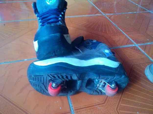 Excelente Zapatos patin ranger