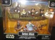 Venta de figuras sarlacc altack $80.star wars