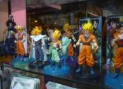 Vendo dragon ball z figuras coleccion