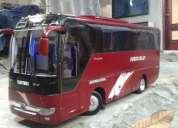 Vendo bus a escala yutong zk6921he extendido