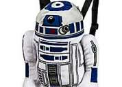 Vendo star wars mochila r2d2 original importada
