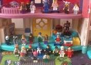 Vendo los divertidos legos de coleccion