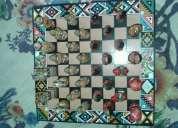 Vendo juego de ajedrez