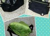 Vendo pañaleras y cobijas para bebés