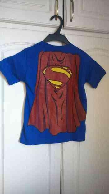 Vendo Camisetas de niño SUPER HEROES