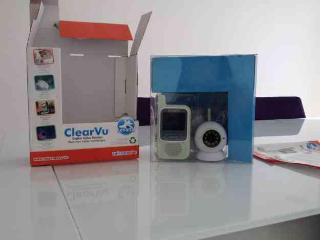 Vendo Monitor con cámara para bebé