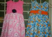 Vendo vestidos de niñas a buen precio