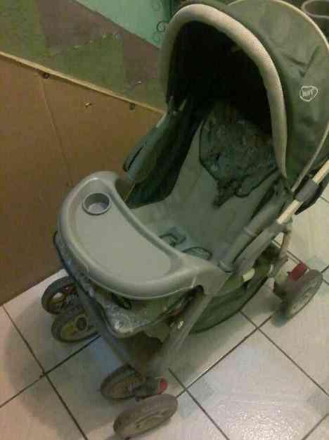 Vendo carrito de bebe