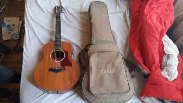Excelente Guitarra Taylor Gs mini Usada $400 8/10