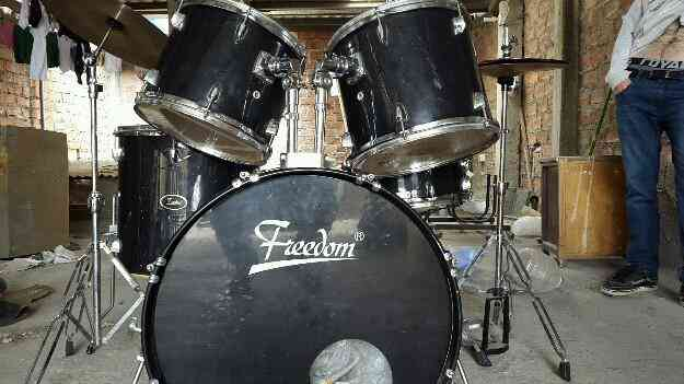 Vendo Bateria Freedom