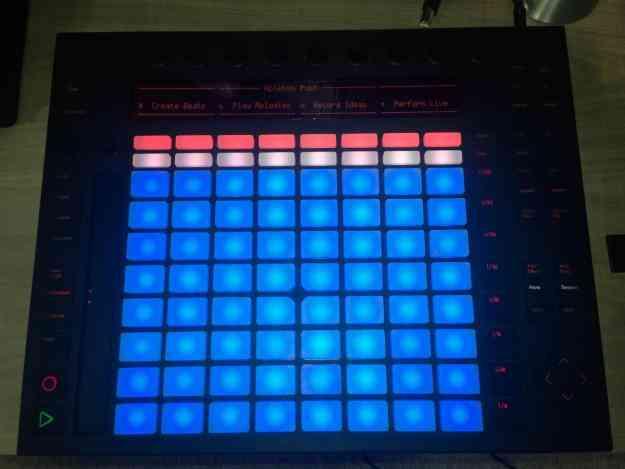 Ableton Live Push  Controlador Midi Usb