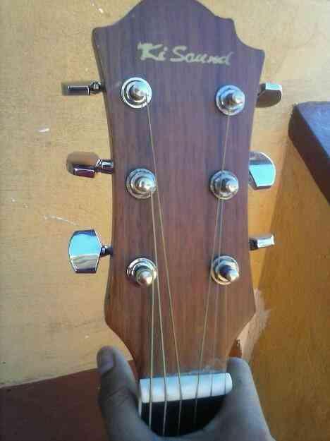 Vendo Guitarra electroacustica o cambio por crusader