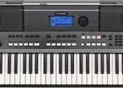 Vendo piano yamaha psr e443,consultar!
