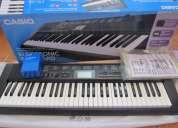 vendo piano electrico nuevo casio ctk1200