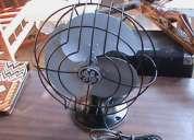 Vendo ventilador general electric pequeño funcionando