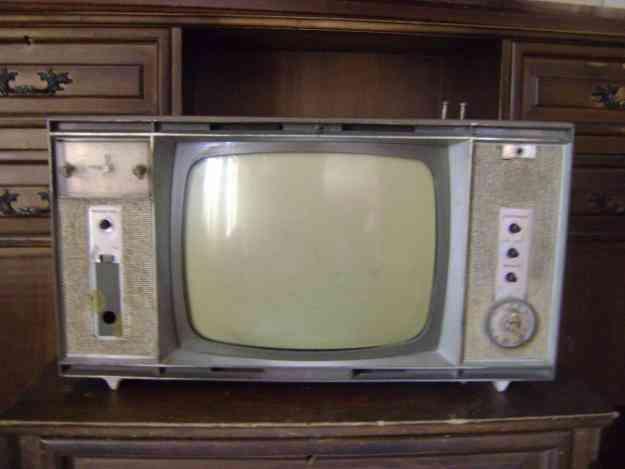 Vendo Televisión antigua
