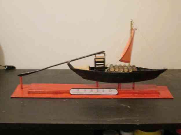 Vendo barca vinatera portuguesa