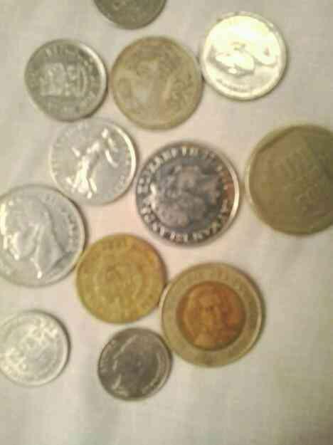 Vendo Billetes y monedas