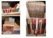 Coleccion de libros antiguos