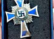 Medalla de la segunda guerra mundial de plata subasto