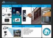 Vendo kits cámaras ip para todo requerimiento y necesidades, incluye instalación y materiales