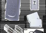 Vendo kit control de acceso por tarjeta o pin lectora destrabador de puertatarjetasfuente boton de s