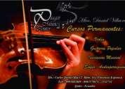 Cursos de violín permanentes,consultar!