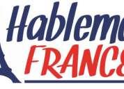 Clases de francés con amplia experiencia