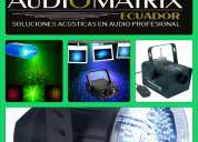 Alquiler de luces para fiestas residenciales en guayaquil