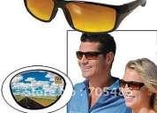 Lentes gafas protectores uv para conducir de día o de noche