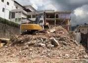 Demoliciones, desbanques, derrocamiento 0999193805