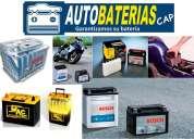 Autobaterias cap, baterias, repuestos electricos, bombas de gasolina, sensores automotrices,