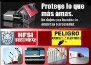 Cercos electricos instalamos servicio a nivel nacional